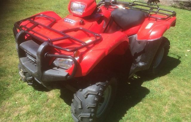 Honda TRX 500 FE6 Quadbike
