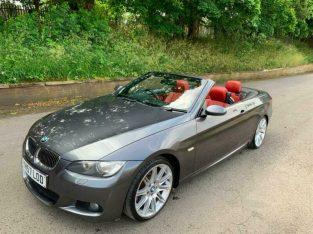 BMW 3 Series 330d 325d 3.0TD M Sport Convertible E93