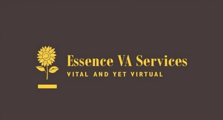 Virtual Assistance for all your admin, online research, planning needs & much more.