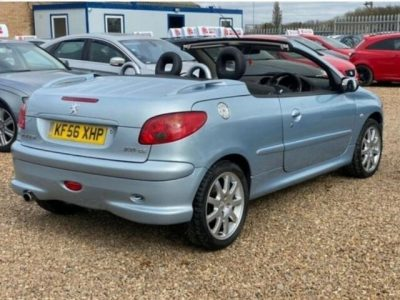 WANTED – Peugeot DIESEL Convertable (other makes considered)