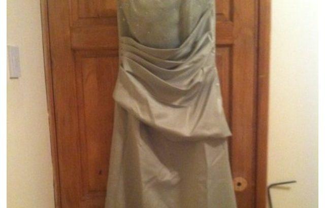 Pastel green Bridesmaid dresses £ 80 Each