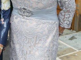 Veni Infantino for Ronald Joyce 'Mother of the Bride' dress