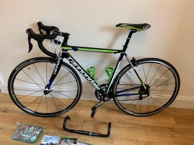 Cannondale Super Six Evo 105 £975 ono