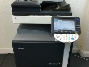 Konica Minolta Bizhub C280 Color Laser Copier/Printer/Scan