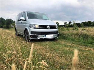 Volkswagen T6 Kombi Van 2018 11k miles leather 150bhp