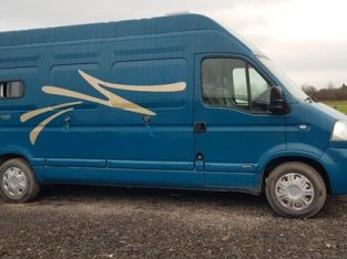 2010 59 Vauxhall Movano professional equisport conversion