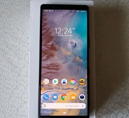 Sony Xperia 5 Vodafone network only