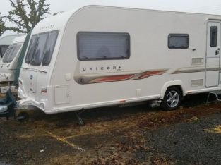 Caravan,Bailey Madrid 4 Berth £10,500 ovno