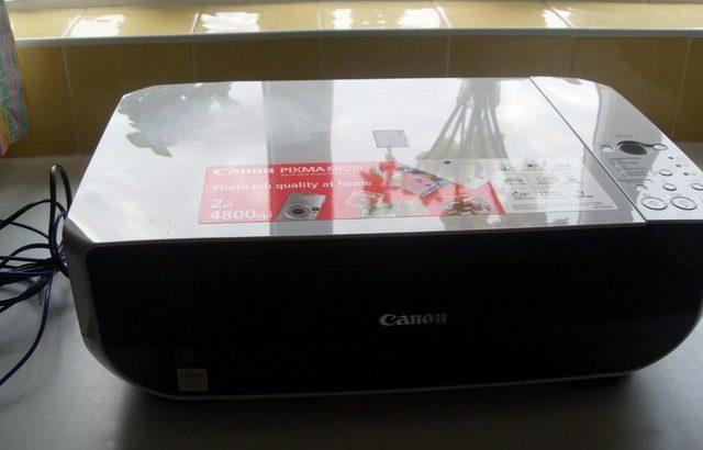 CANON PIXMA MP210 PRINTER £30 ovno