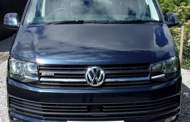 20 VW TRANSPORTER T6 T32 TDI SWB 4 MOTION KOMBI HIGHLINE VAN £28995 + VAT