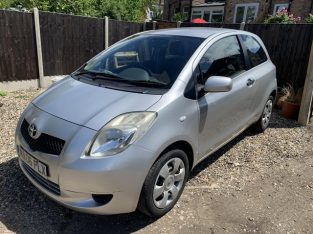 Reliable Toyota Yaris t2 – cat n £2000 ONO