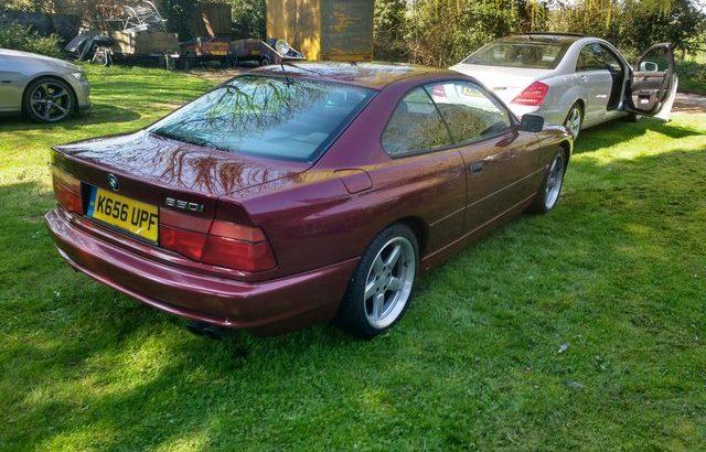 BMW 850i 1992 Auto £15,750