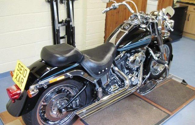 Harley Davidson 2010 Fatboy