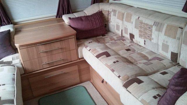 Caravan,Bailey Madrid 4 Berth £10,500 ovno