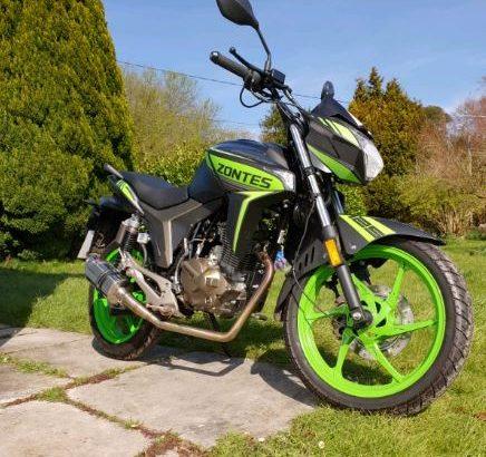 Zontes scorpion 125cc 2019