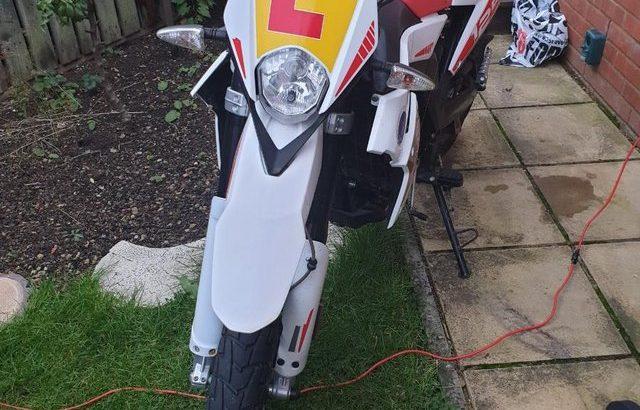 FB Mondial SMX MOTARD 125cc £2300 ovno