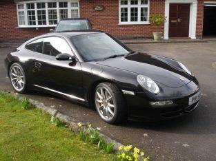 Porsche 997 3.8s manual