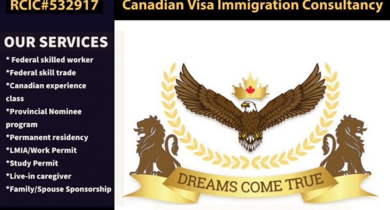 Migrate to Canada, Permanent residency in Canada, Study in Canada, Work in Canada