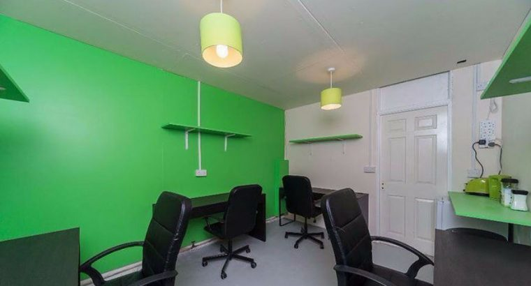 Desk Space Available. £50p/w, £150p/m or £450 per quarter £150.00 pm