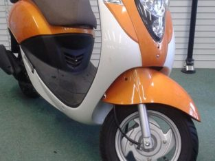 50cc SYM Mio Retro Scooter Brand New Priced to CLEAR