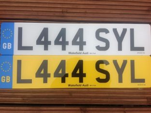 L 444 SYL £450 ono
