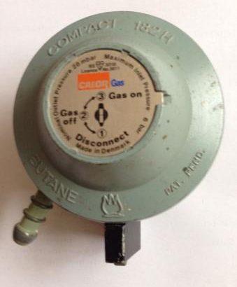 CALOR Gas Regulator 182H