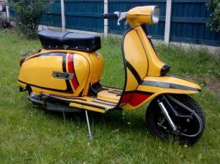 Lambretta £3,250 ono