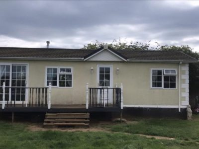 Statley Albion Chalet for sale 36 by 12 feet No Offers