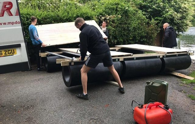 PONTOON FLOATS, UK MANUFACTURED £130 each