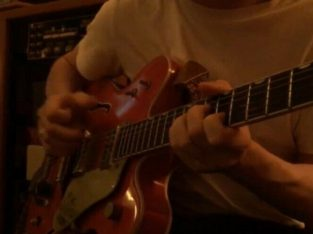 Guitar Lessons (online and in person)