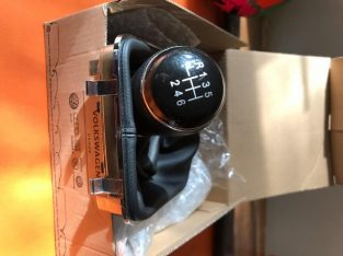 Gear Knob and gater, LHD Golf MK7 £25 ovno