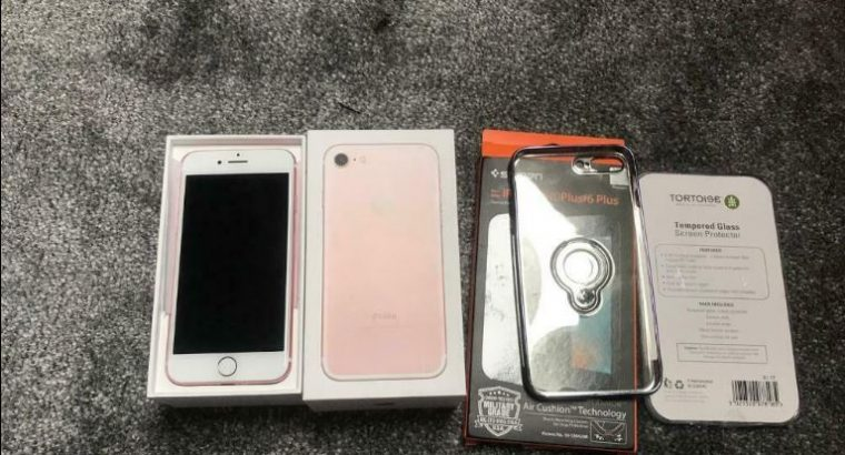 APPLE IPHONE 7 32GB GREAT CONDITION