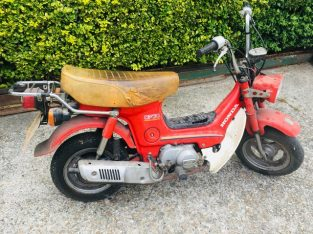 Classic Honda CF70. 3 speed automatic £1850 ovno