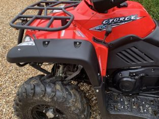 Quadzilla RS6 4wd CForce 600, Immaculate, low miles £4,400 ono