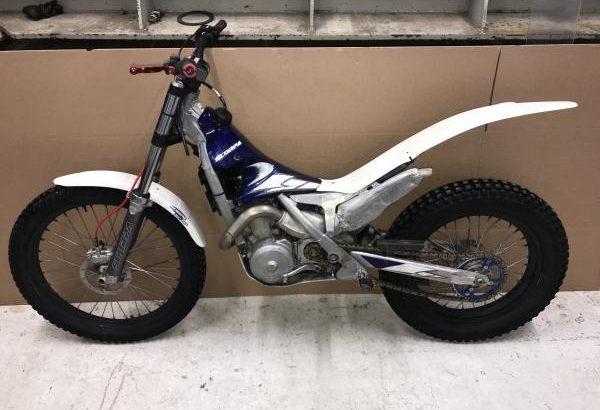 Scorpa SY250 2005 Trials Bike Motorbike