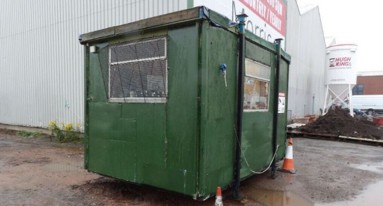 portable cabin 12 ft x 8 ft.