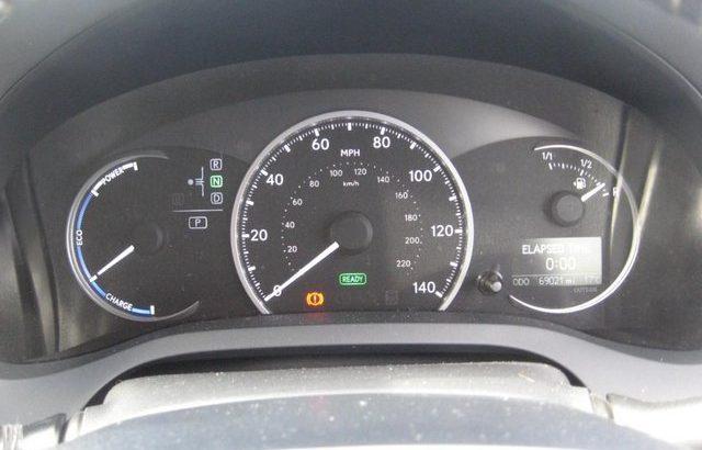 2012 62-reg Lexus CT 200h 1.8 Hybrid CVT SE-L £8990 ovno