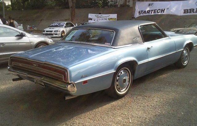 1971 FORD THUNDERBIRD LANDAU COUPE V8 £12000 ONO