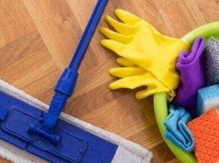 Domestic cleaning/end tenancy cleaning