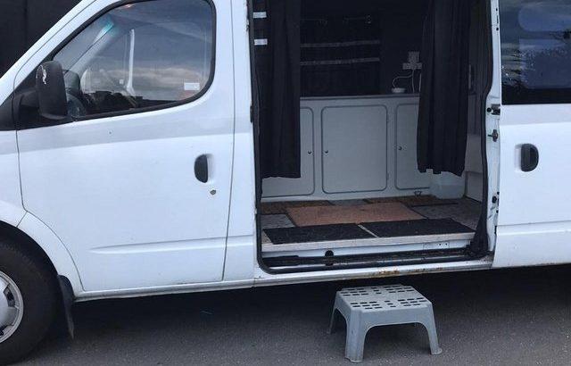 LDV camper Van £5300 ono