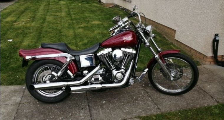 Harley-Davidson, DYNA WIDE GLIDE, 2002, 1450 (cc)