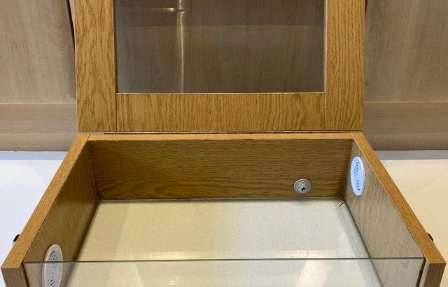 Starter Vivarium With Heat Pad And Cave For Sale £30 ono