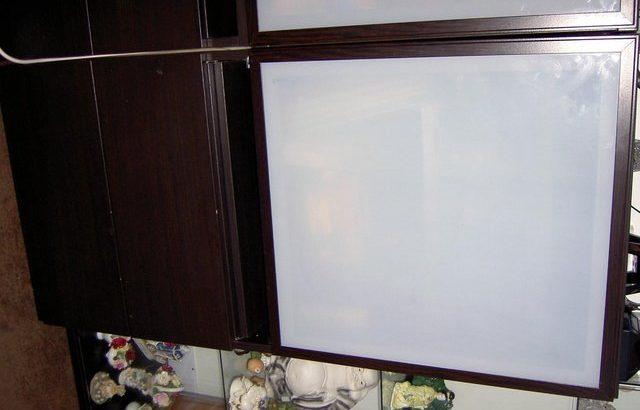 One Door Glass Cabinet