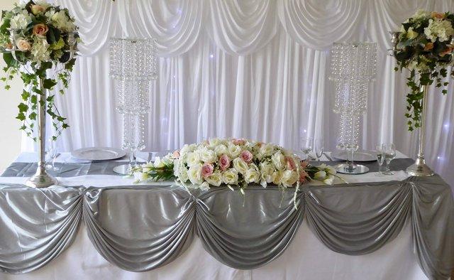Wedding Venue dresser and planner