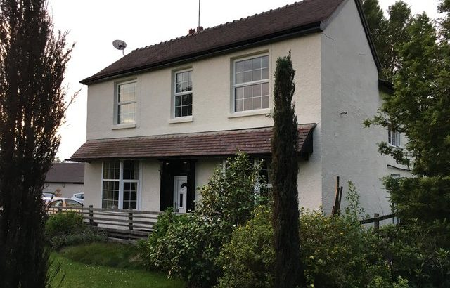 4 bed farmhouse, Leicestershire £825000 ovno