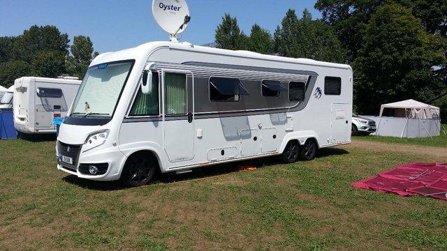 KNAUS SUN i 900 LEG – A class Auto Motorhome £92500 OVNO