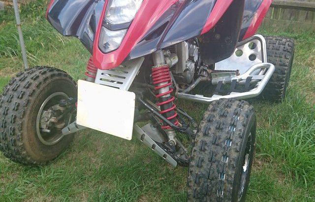 Road legal suzuki ltz400 440 quad bike no mot £3,000 ono