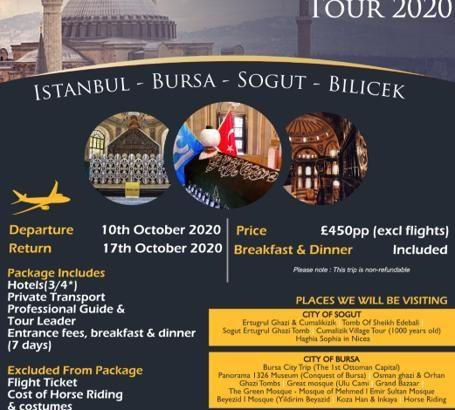 Turkey Tour 2020
