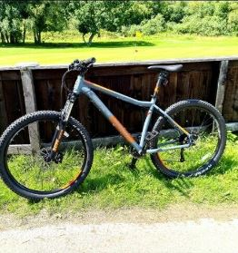 Voodoo Bantu Mens Mountain Bike 18 inch