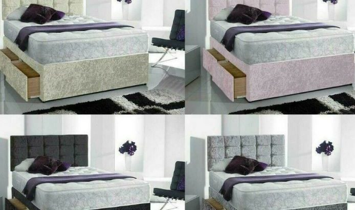 SAME DAY Delivery GOOD QUALITY Strong Bed Base /Headboard All standard Sizes Colour options